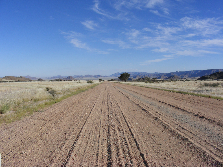 Die Weite Namibias