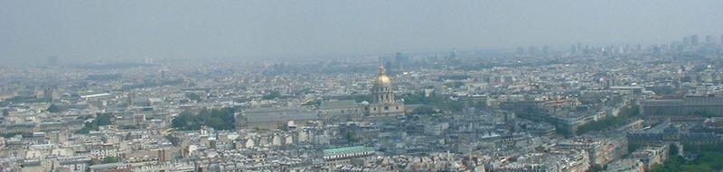 Die Weiten von Paris