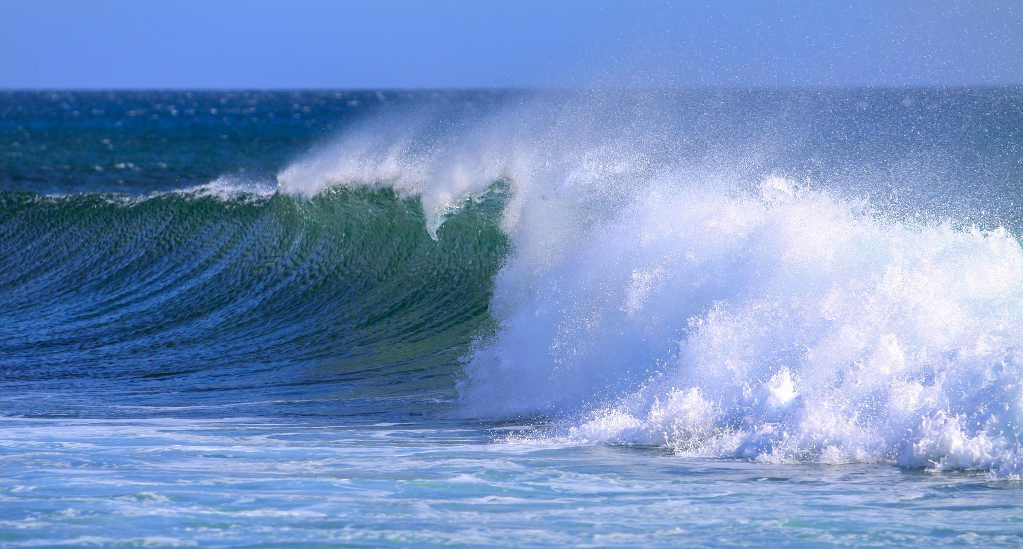Die Welle ...
