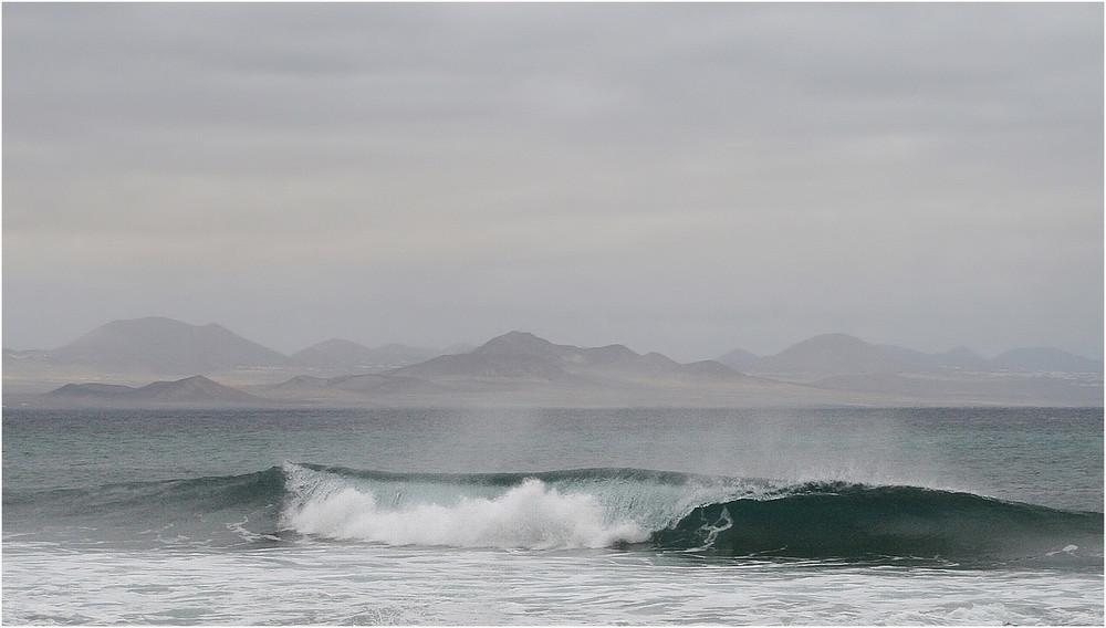 Die Welle / Playa De La Cocina 2 - La Graciosa