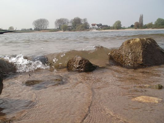 Die Welle von Kaiserswerth