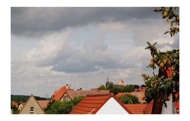 Die Welt außerhalb meines Fensters
