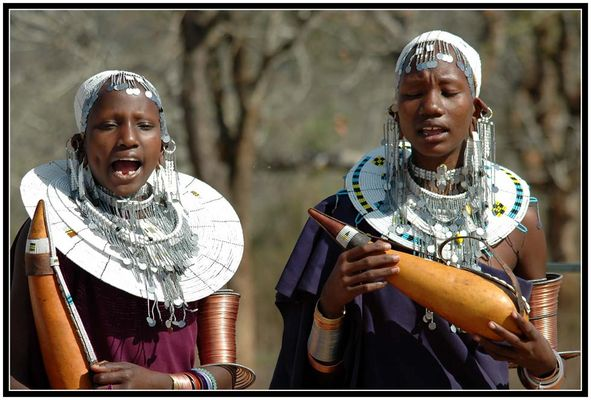 Die Welt der Massai IV