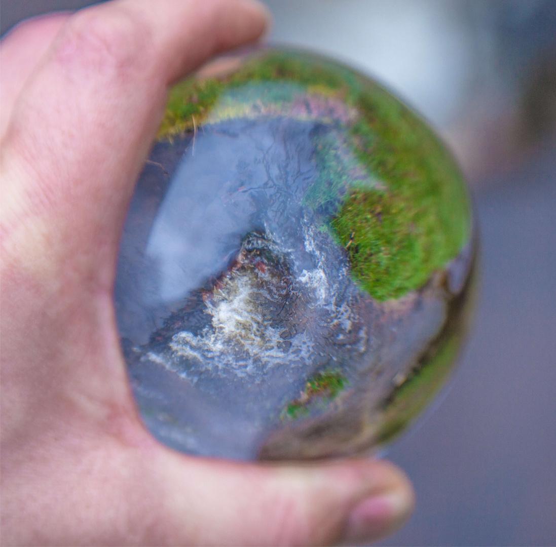 Die Welt in meiner Hand