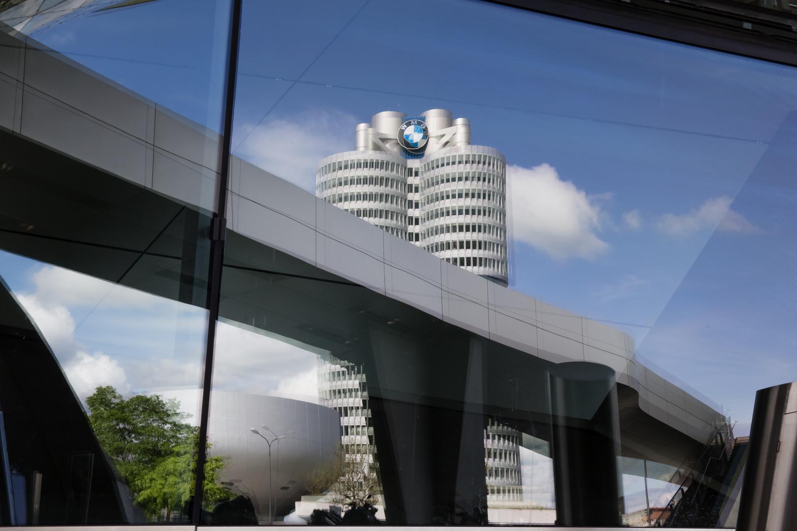 Die Welt von BMW