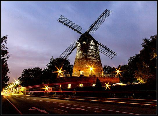 Die Werler Mühle....