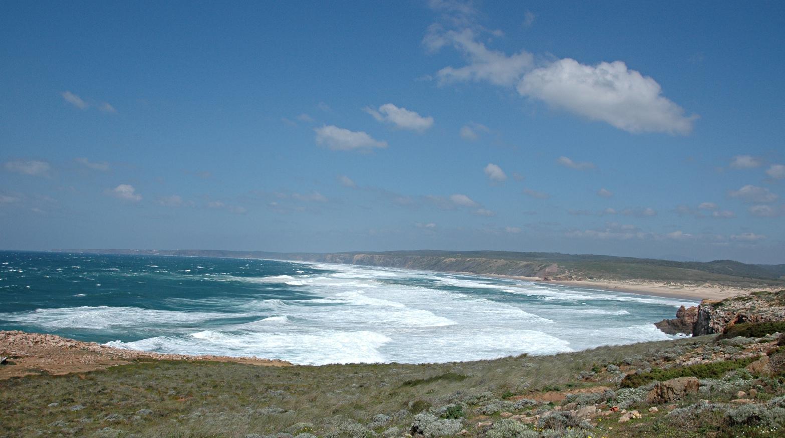 Die Westküste Portugals