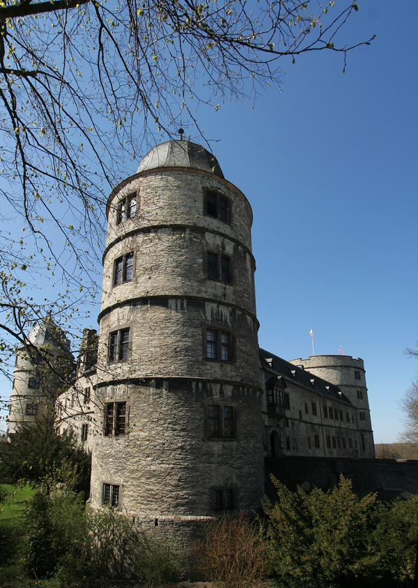 Die Wewelsburg bei Büren...