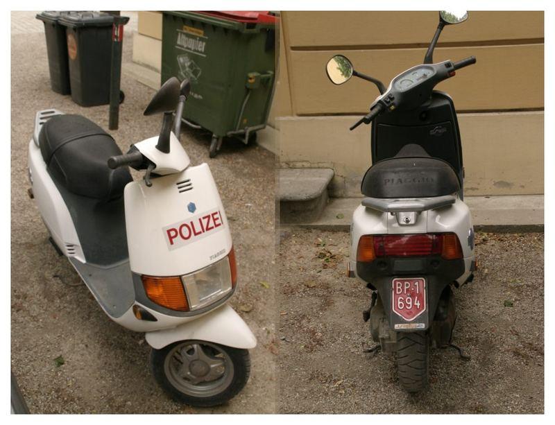 Die Wiener Polizei