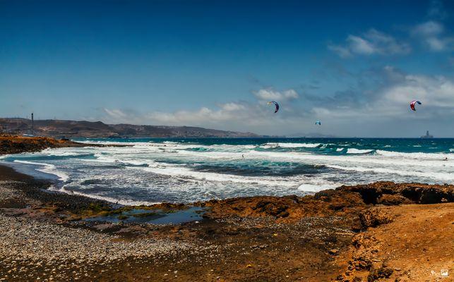 Die wilden Wellenreiter - Kanaren767