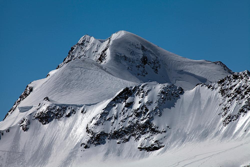 Die Wildspitze 3774m