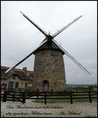 Die Windmühle von FIERVILLE-LES-MINES