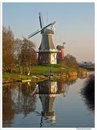 Die Windmühlen von Greetsiel...
