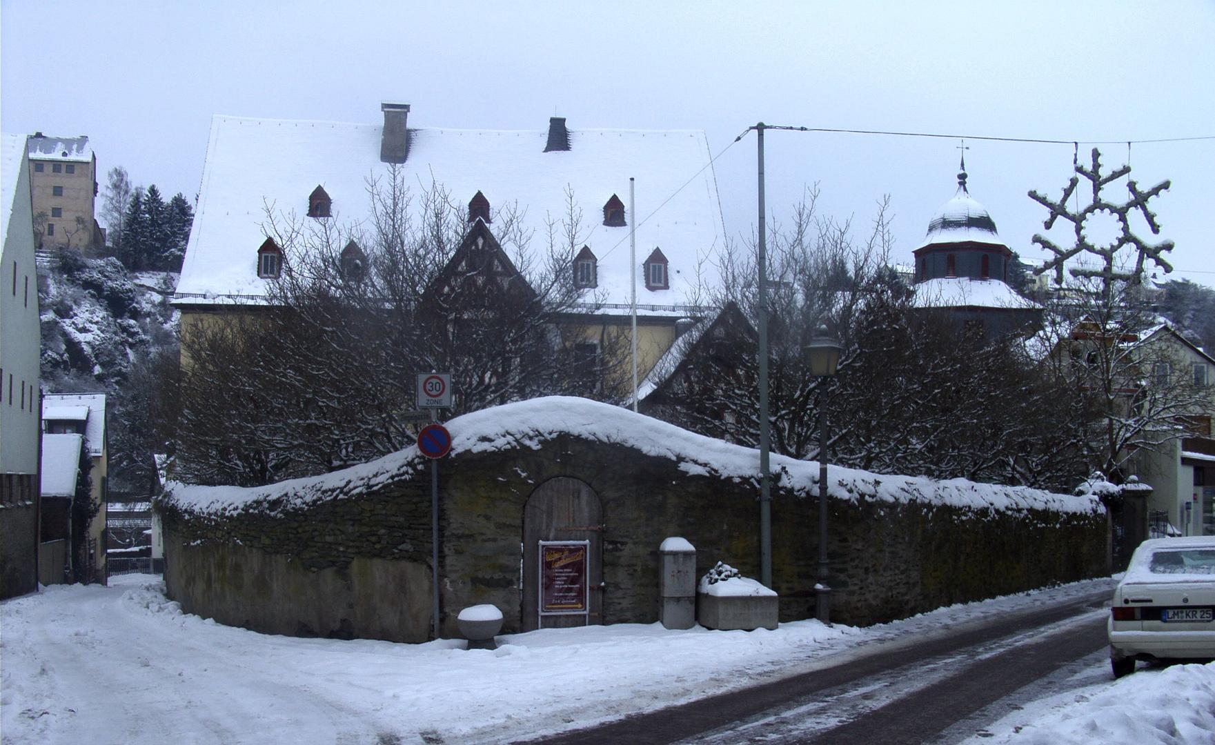 Die Winterreise... (1)
