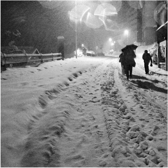 Die Wintersaison