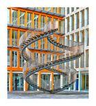 Die wohl coolste Treppe Münchens :-)