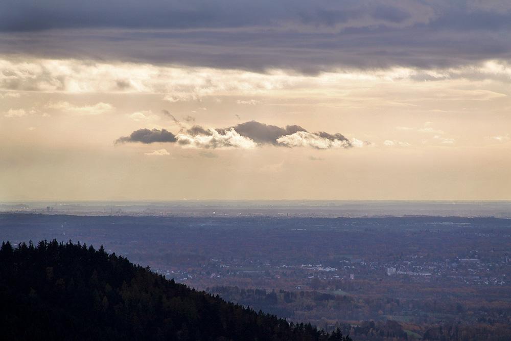 Die Wolke (la nube)