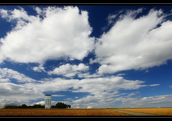 Die Wolken...