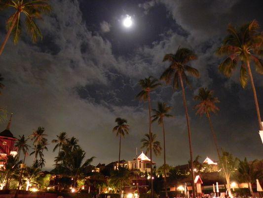 Die Wolken über Koh Samui