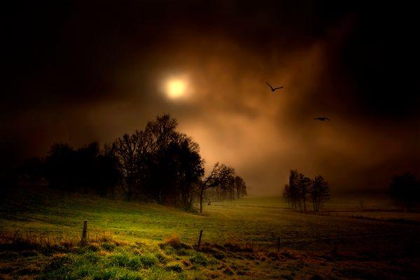 Die Wolken von Mordor