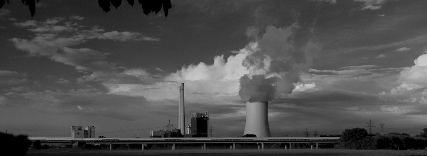 die Wolkenmacher - oder - her mit der Kohle