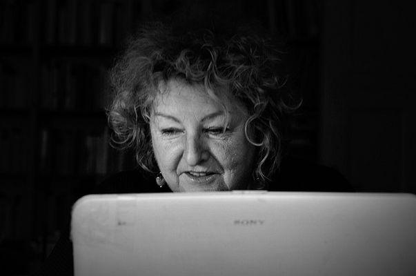 Die Wortsetzerin Renate Gutzmer: Die Zeit sammelt sich in der Kaffeetasse