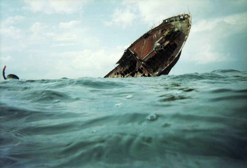 die Wracks der Malediven