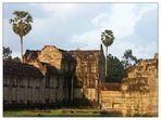 Die Würde der Steine von Angkor Wat - Siem Reap, Kambodscha