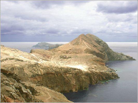 die Wüste... von Madeira