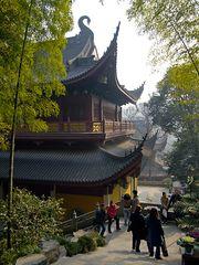 Die wunderschöne Tempelanlage Lingyin bei Hangzhou