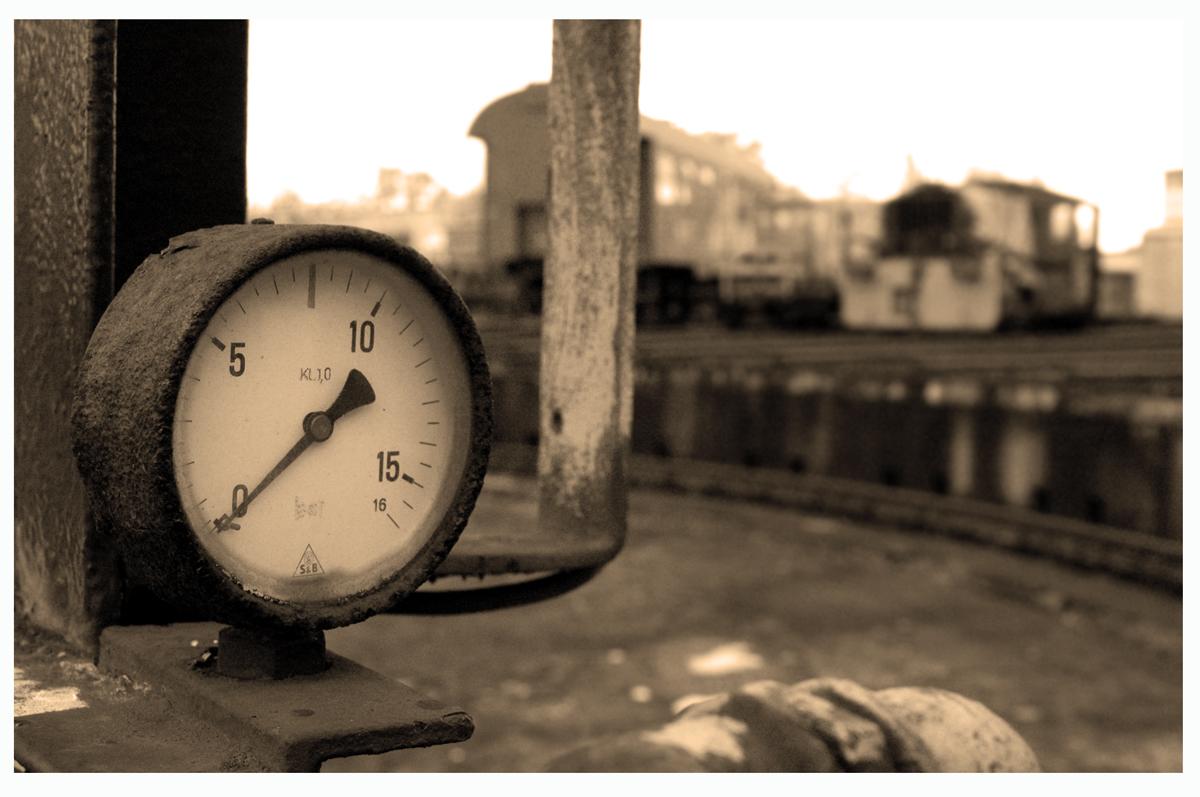 *..die Zeit...*