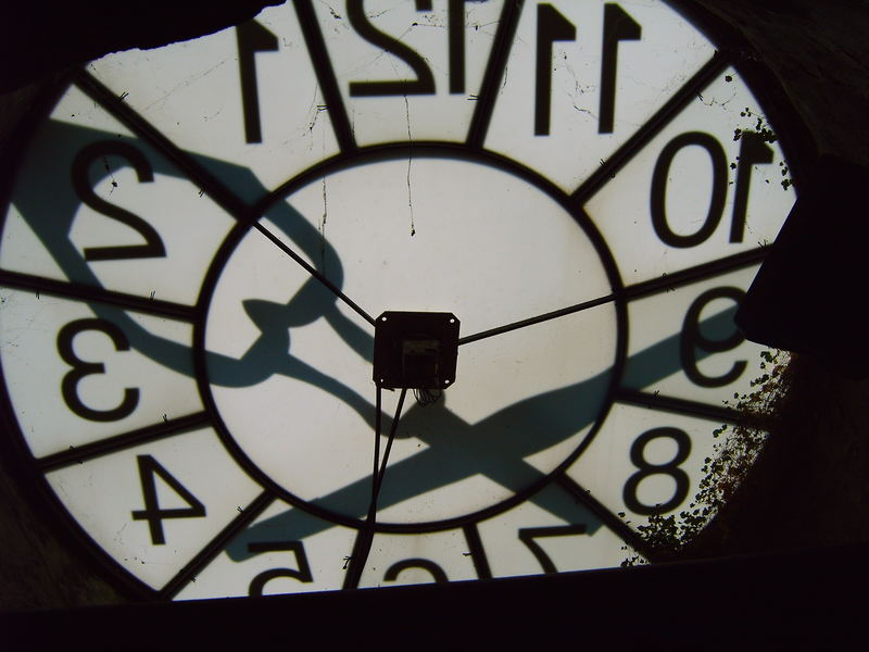 Die Zeit.....