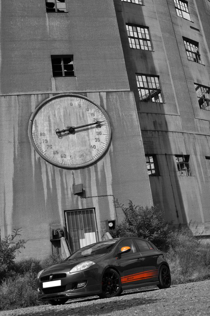 Die Zeit holt alle ein....