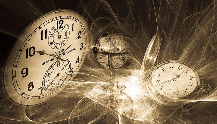 die Zeit steht nicht still....