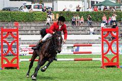 Sport mit Pferden