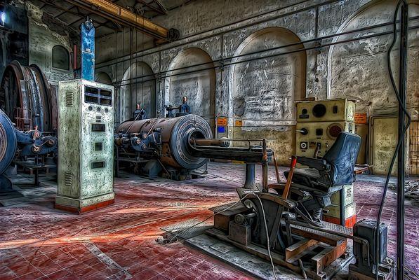 --- Die Zeitmaschine ... ---