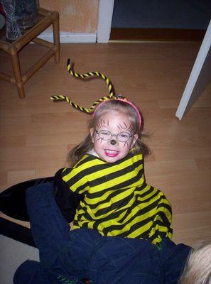 Die zerstreute Biene