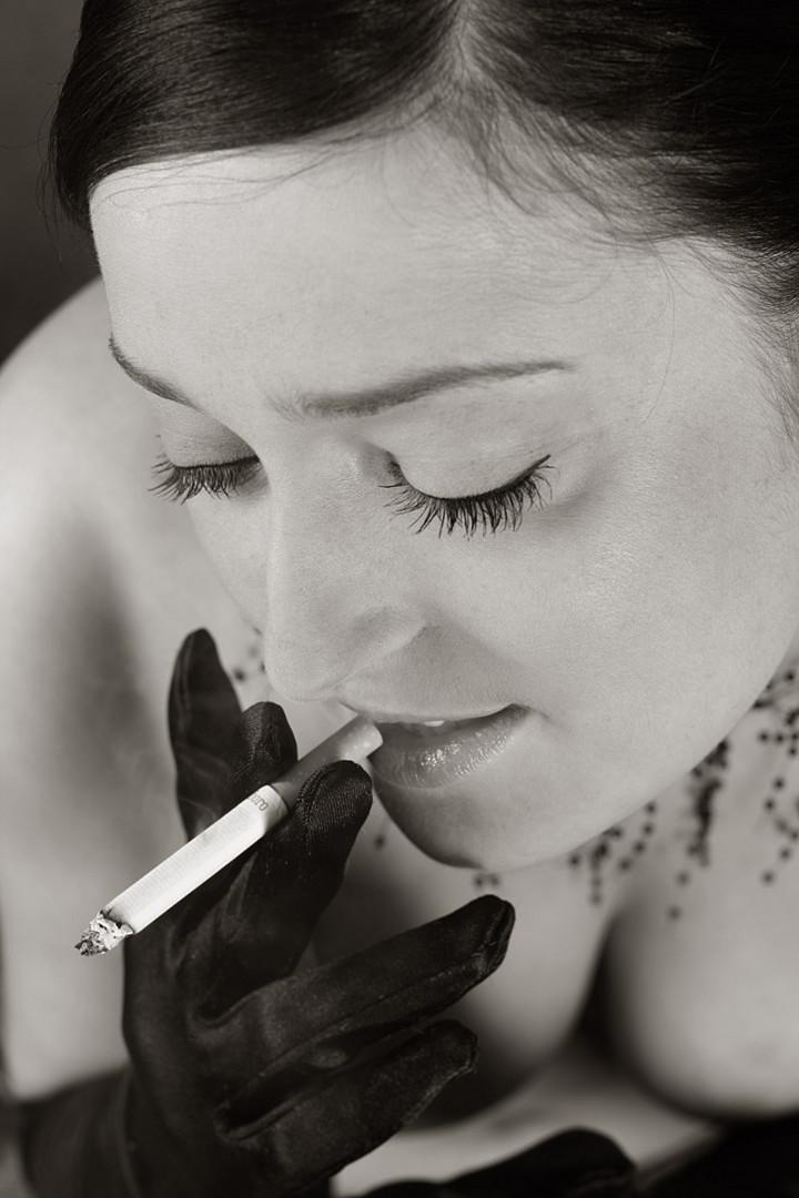 Die Zigarette danach.