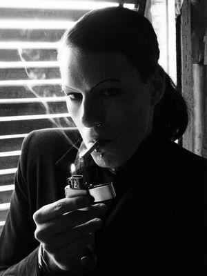 Die Zigarette danach....