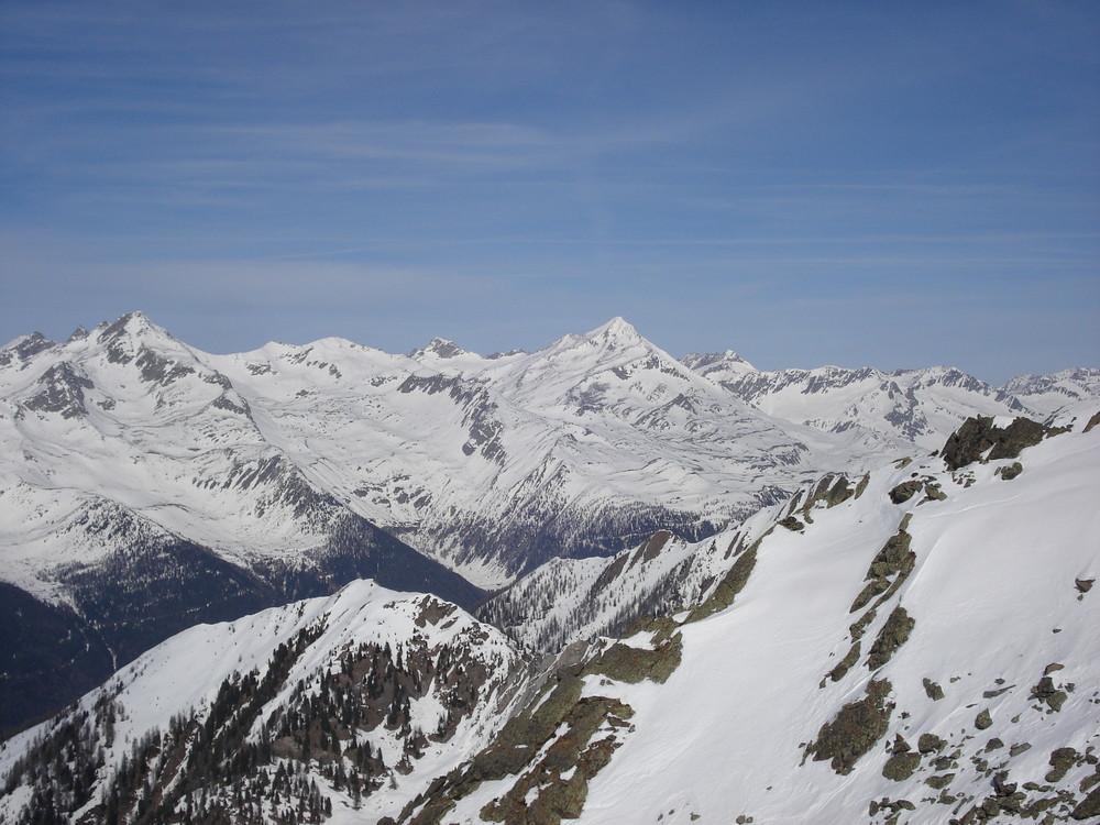 Die Zillertaler Alpen