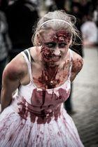 Die Zombiefrau