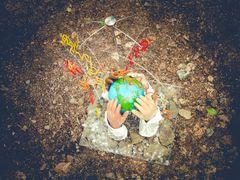 Die Zukunft liegt in unseren Händen