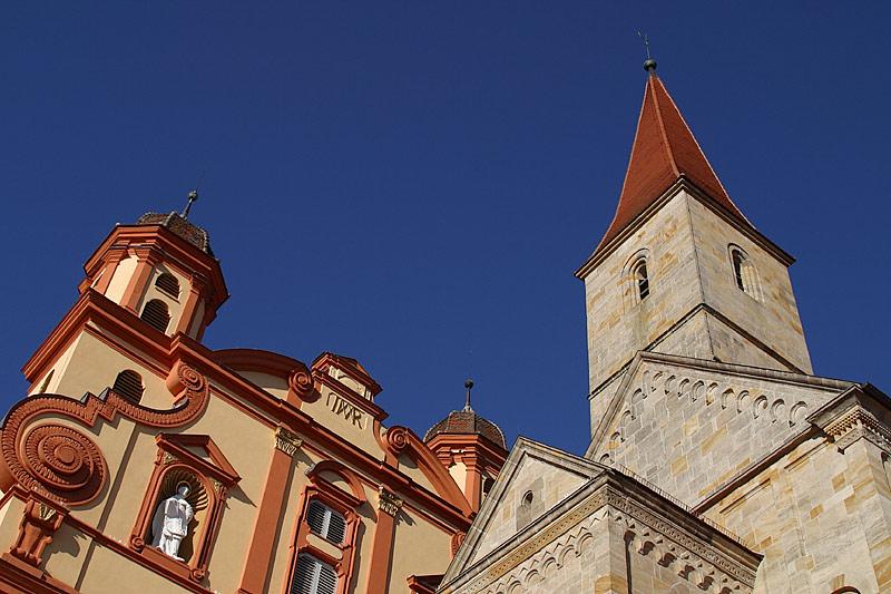 Die zwei Kirchen