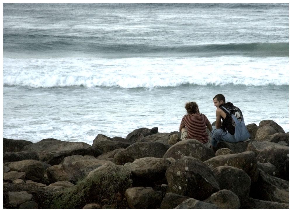 Die Zwei und das Meer
