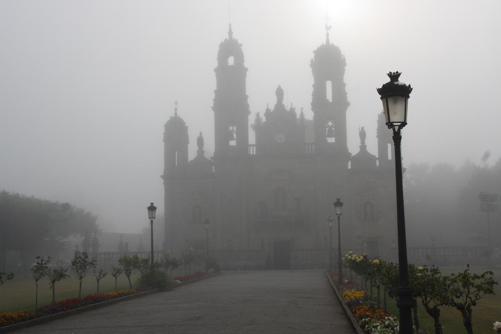 Die zwielichtige Kirche