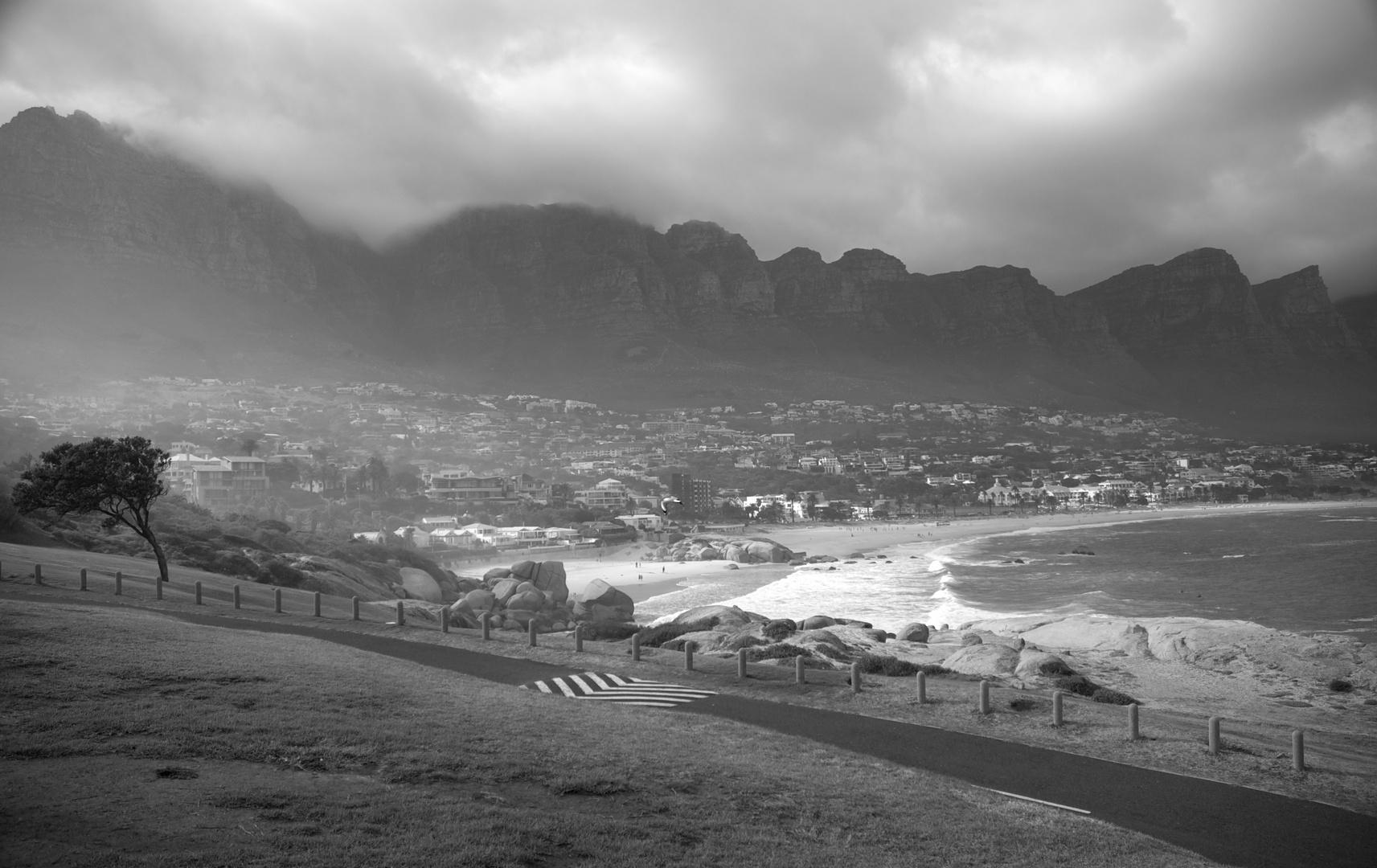 die zwölf Apostel bei Cape Town