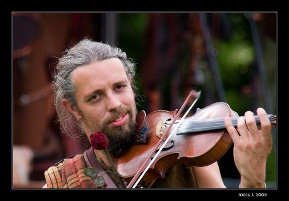 Dieb - der Sänger von Rapalje