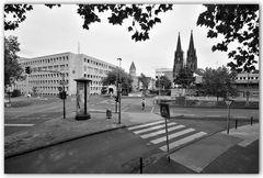 Dienstag Mittag in Köln......