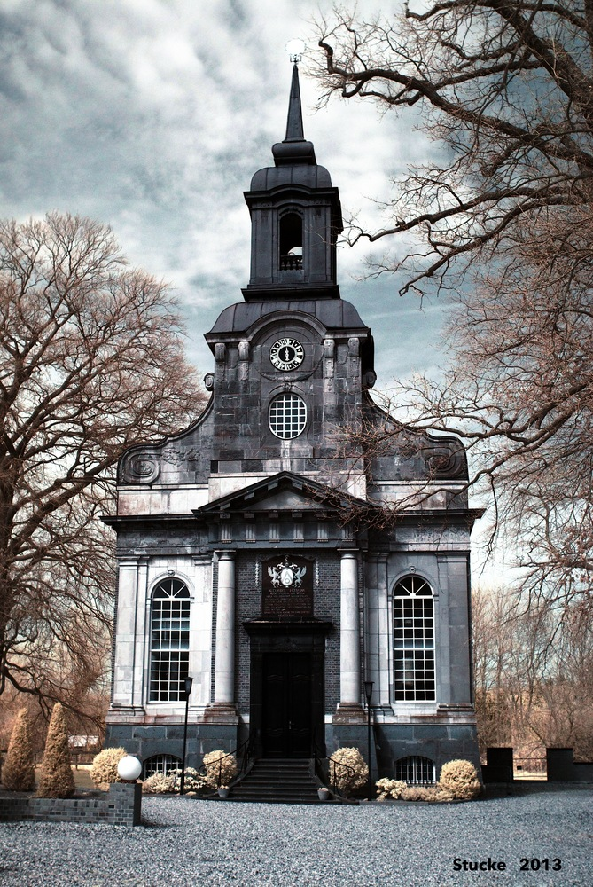 Diersfordter Schlosskirche -2-
