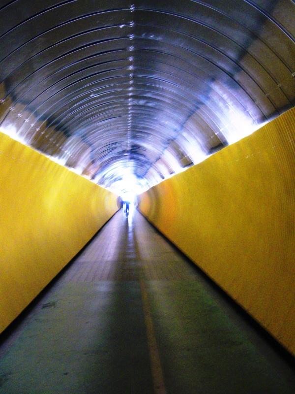 Dies ist kein Tunnel